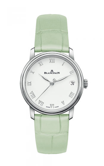 Blancpain Villeret Watch 6127-1127-95 product image