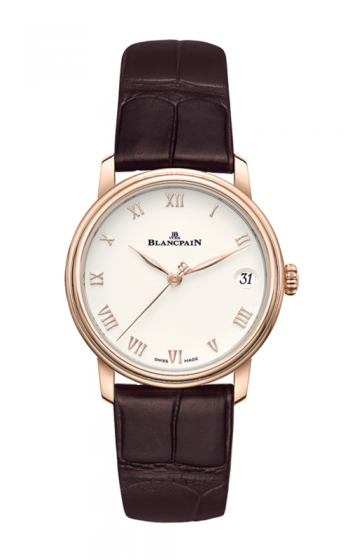 Blancpain Villeret Watch 6127-3642-55 product image
