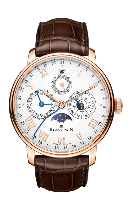 Blancpain Villeret Watch 0888F-3431-55B product image