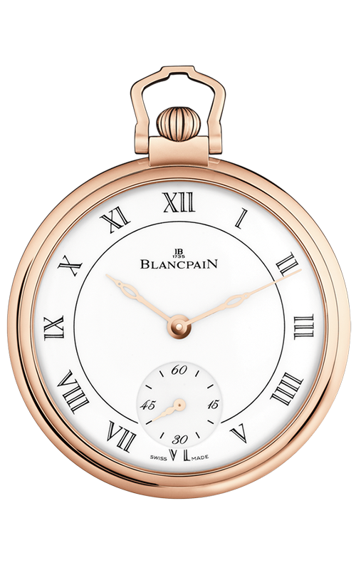Blancpain Villeret Watch 0151-3631-00A product image