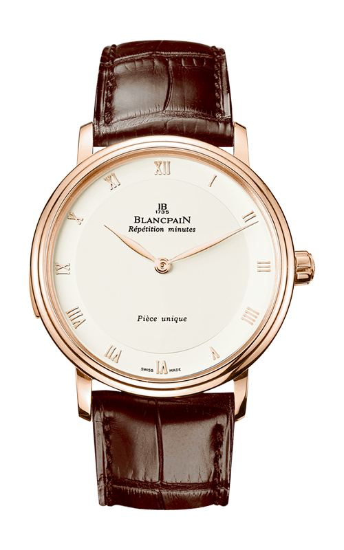 Blancpain Villeret 6033-3642-55A product image