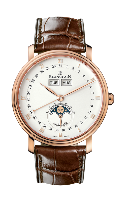 Blancpain Villeret Watch 6263-3642-55 product image
