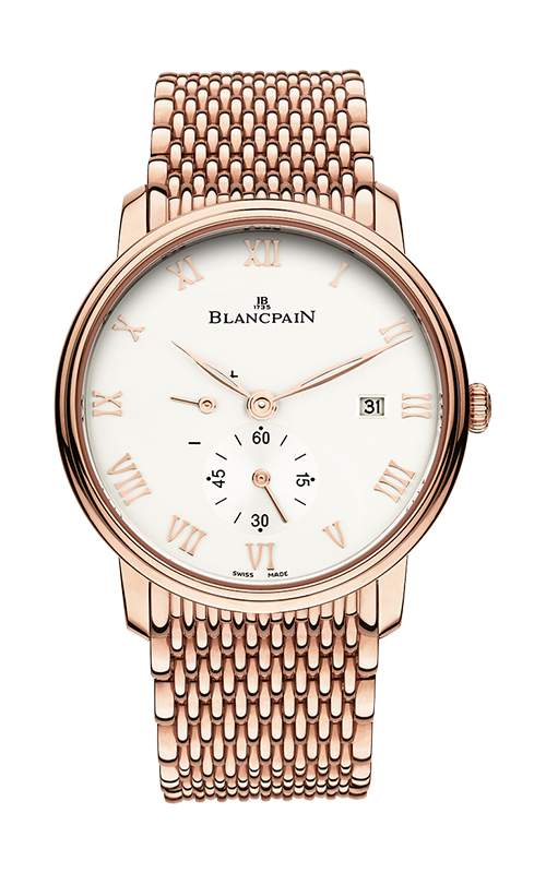 Blancpain Villeret Watch 6606-3642-MMB product image