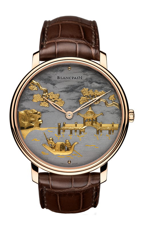 Blancpain Villeret 6615-3612-55B product image