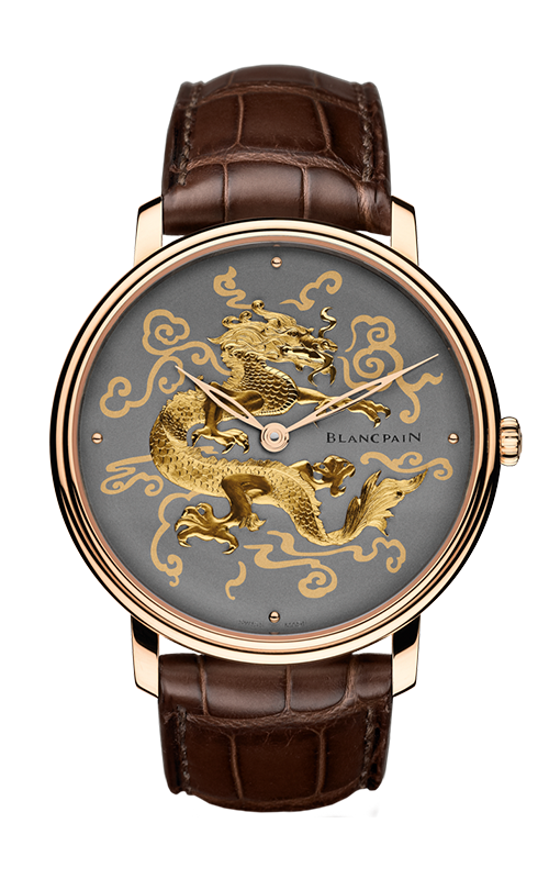 Blancpain Villeret 6615A-3612-55B product image