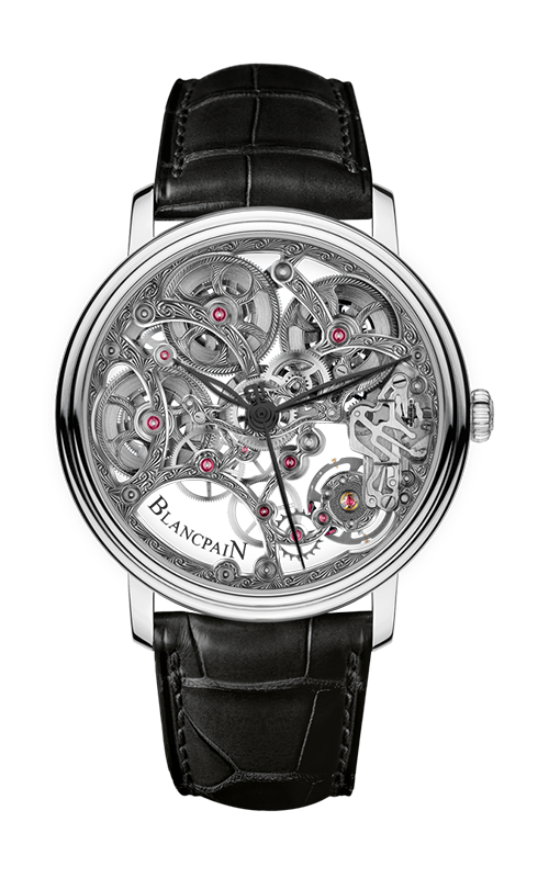 Blancpain Villeret Watch 6633-1500-55B product image