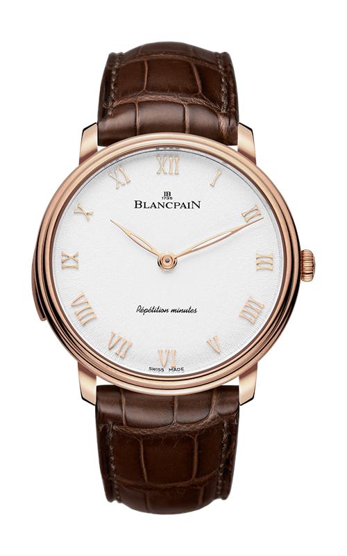 Blancpain Villeret Watch 6635-3642-55B product image