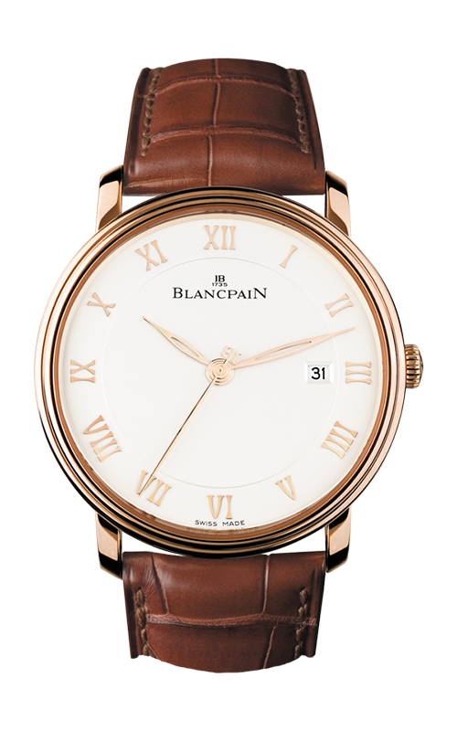 Blancpain Villeret Watch 6651-3642-55B product image