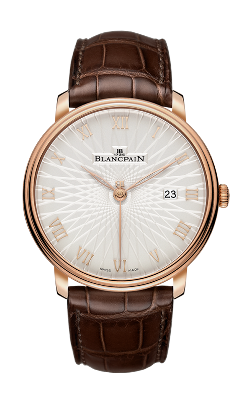 Blancpain Villeret Watch 6651C-3642-55A product image