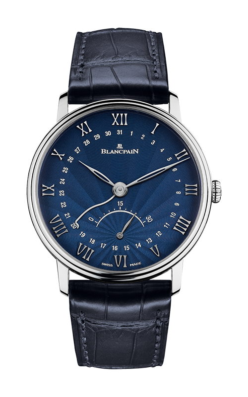Blancpain Villeret Watch 6653Q-1529-55B product image