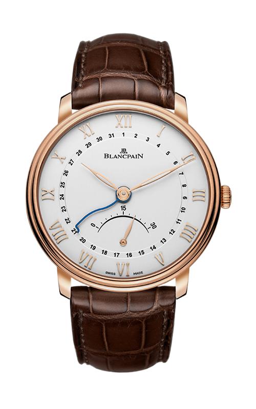 Blancpain Villeret Watch 6653Q-3642-55B product image