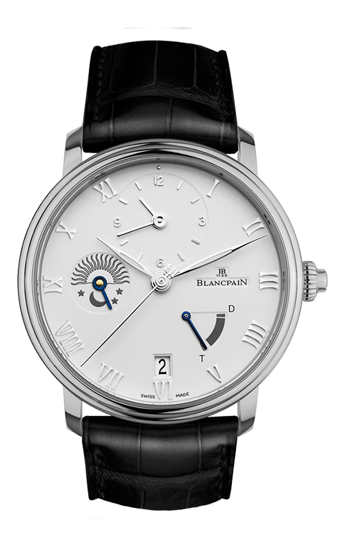 Blancpain Villeret Watch 6660-1127A-55B product image