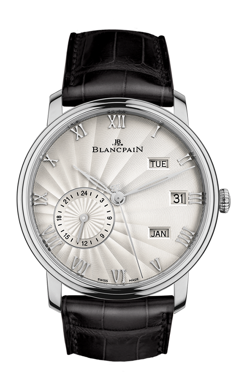 Blancpain Villeret Watch 6670-1542-55B product image