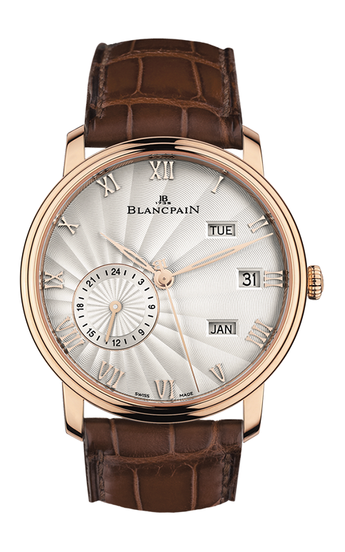 Blancpain Villeret Watch 6670-3642-55B product image