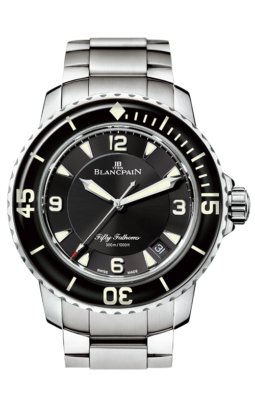 Blancpain Fifty Fathoms Watch 5015-1130-71S product image