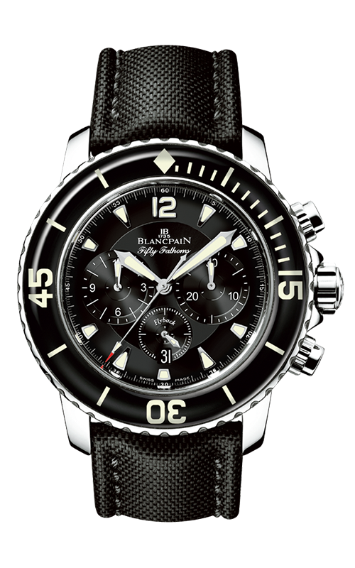 Blancpain Fifty Fathoms Watch 5085F-1130-52A product image