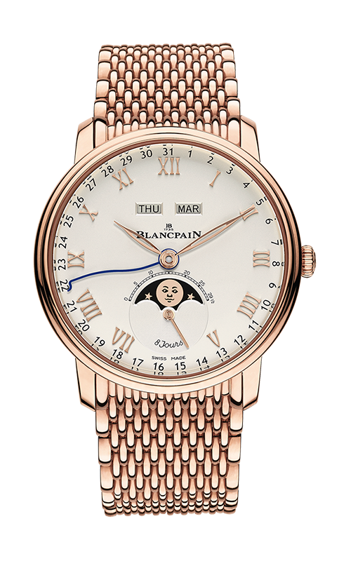 Blancpain Villeret Watch 6639-3642-MMB product image