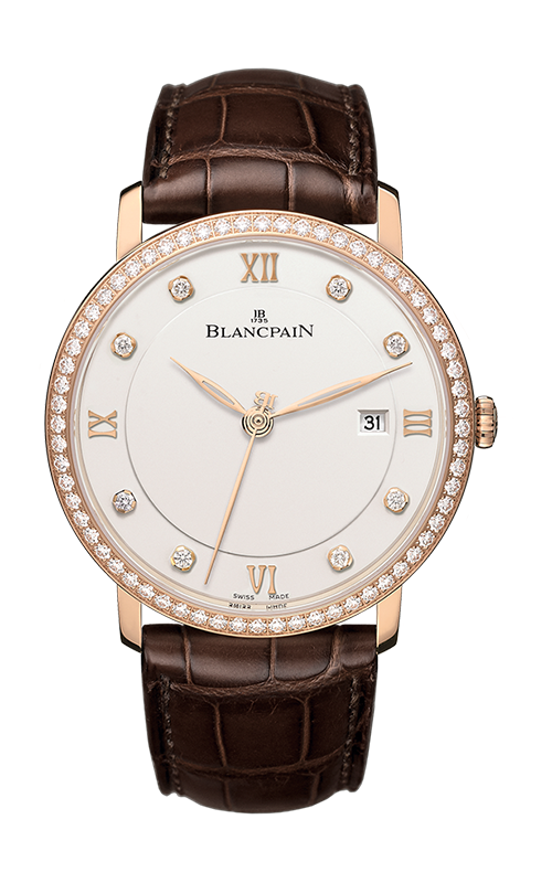 Blancpain Villeret Watch 6651-2987-55B product image