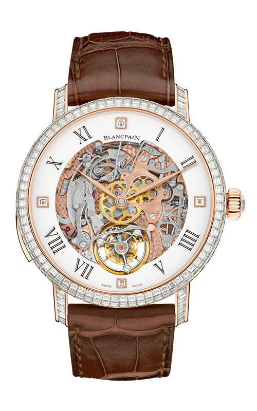 Blancpain Le Brassus Watch 0233-6232A-55B product image