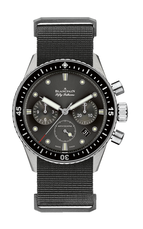 Blancpain Fifty Fathoms Watch 5200-1110-NABA product image