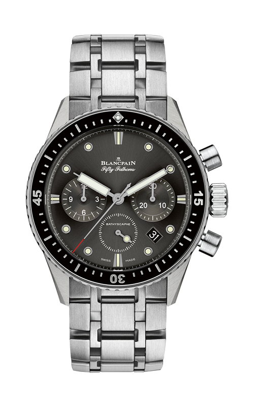 Blancpain Fifty Fathoms Watch 5200-1110-70B product image