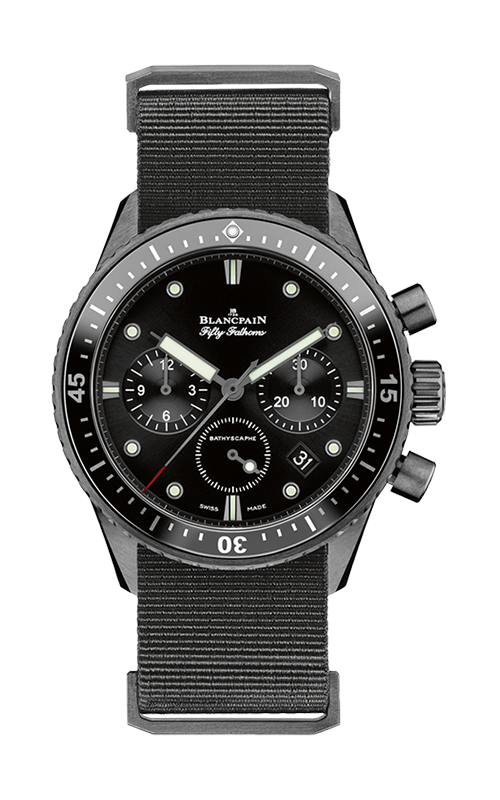 Blancpain Fifty Fathoms Watch 5200-0130-NABA product image