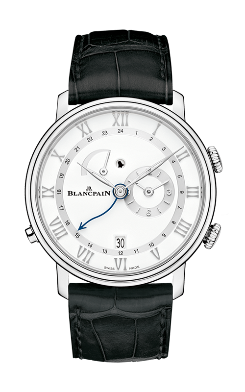 Blancpain Villeret Watch 6640-1127-55B product image