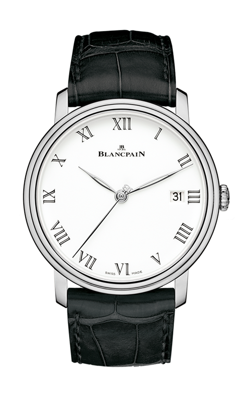 Blancpain Villeret Watch 6630-1531-55B product image