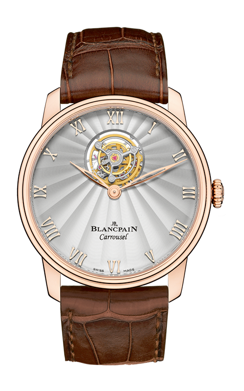 Blancpain Villeret Watch 66228-3642-55B product image