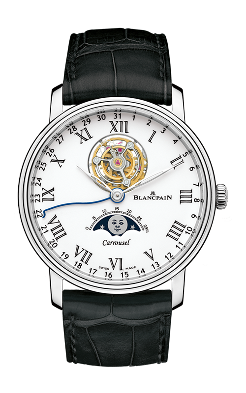 Blancpain Villeret Watch 6622L-3431-55B product image