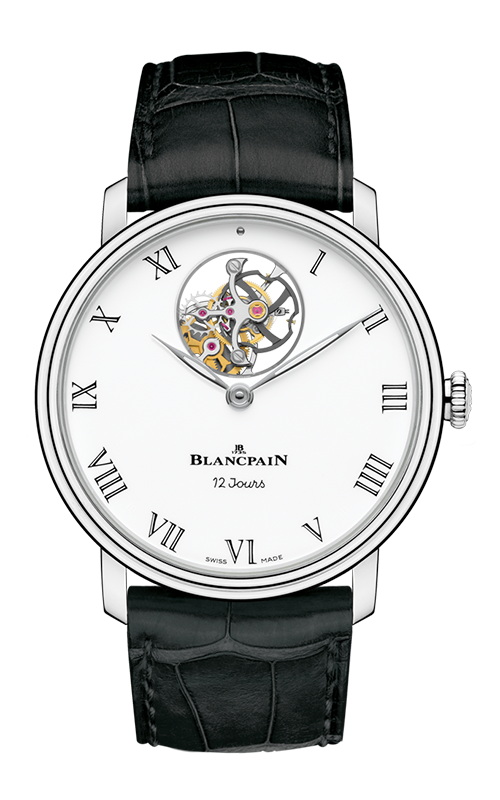 Blancpain Villeret Watch 66240-3431-55B product image