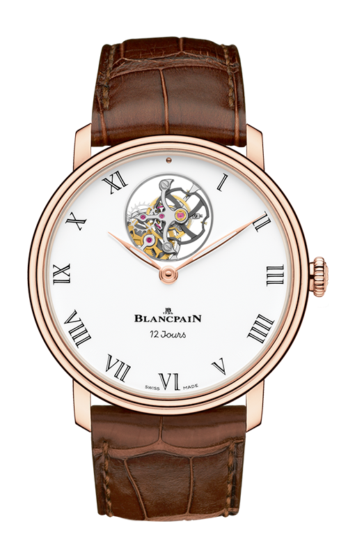 Blancpain Villeret Watch 66240-3631-55B product image