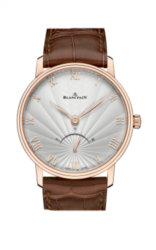 Blancpain Villeret Watch 6653-3642-55B product image