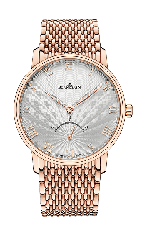Blancpain Villeret Watch 6653-3642-MMB product image