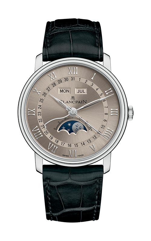 Blancpain Villeret Watch 6654-1504-55A product image