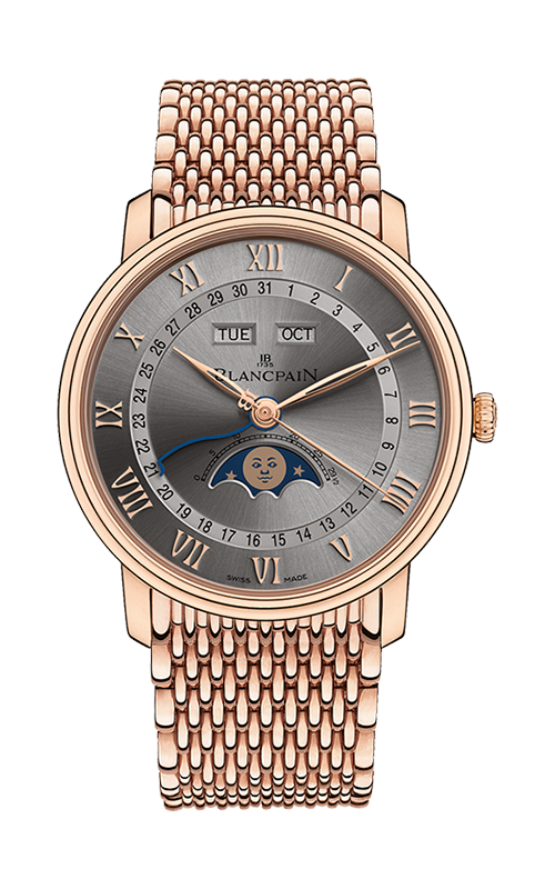 Blancpain Villeret Watch 6654-3613-MMB product image