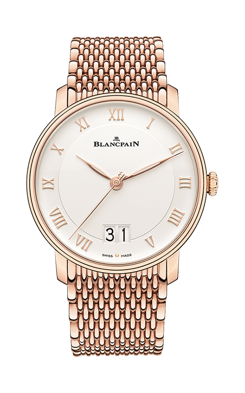 Blancpain Villeret Watch 6669-3642-MMB product image
