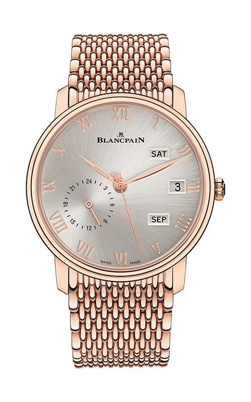 Blancpain Villeret Watch 6670A-3642-MMB product image