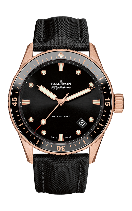 Blancpain Fifty Fathoms 5000-36S30-B52A product image