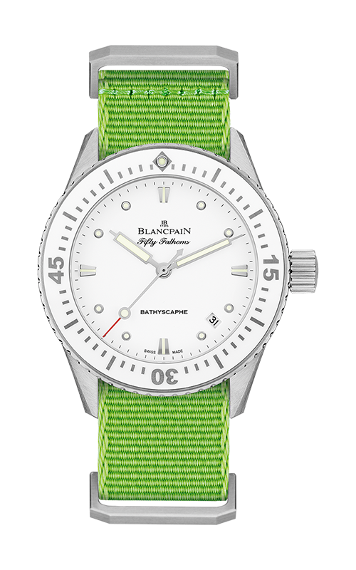 Blancpain Fifty Fathoms Watch 5100-1127-NAHA product image