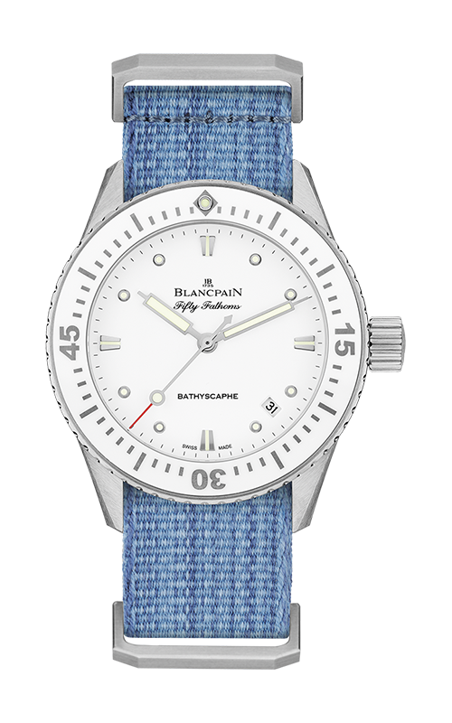 Blancpain Fifty Fathoms Watch 5100-1127-NAJA product image