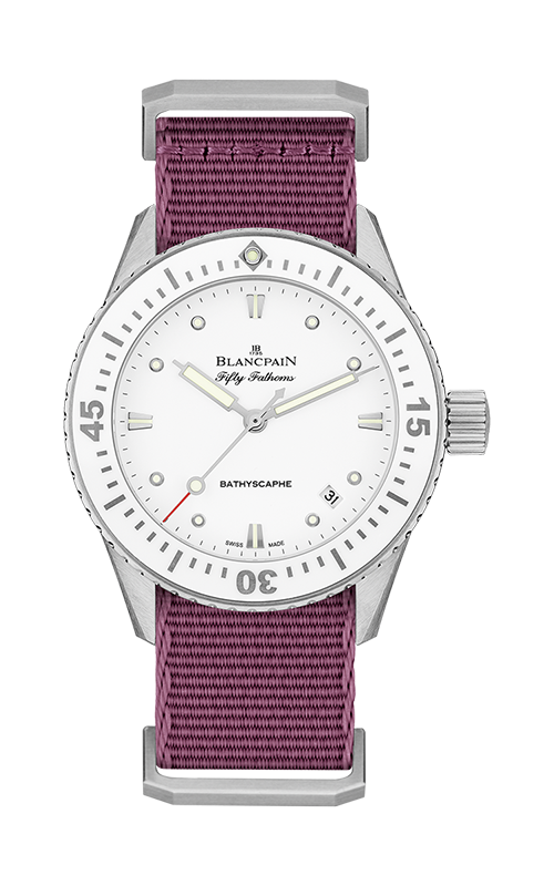Blancpain Fifty Fathoms Watch 5100-1127-NAVA product image