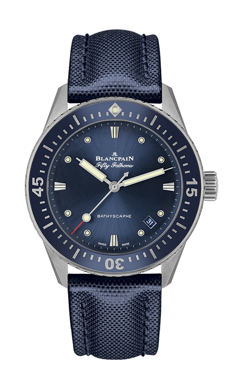 Blancpain Fifty Fathoms Watch 5100-1140-O52A product image