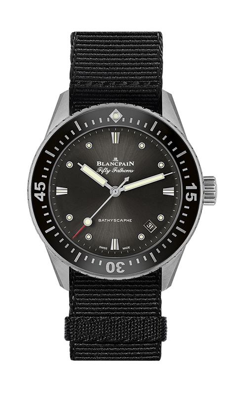 Blancpain Fifty Fathoms Watch 5100B-1110-NABA product image