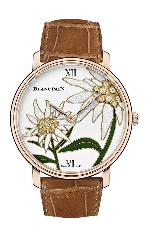Blancpain Villeret Watch 6615-3633-55B product image