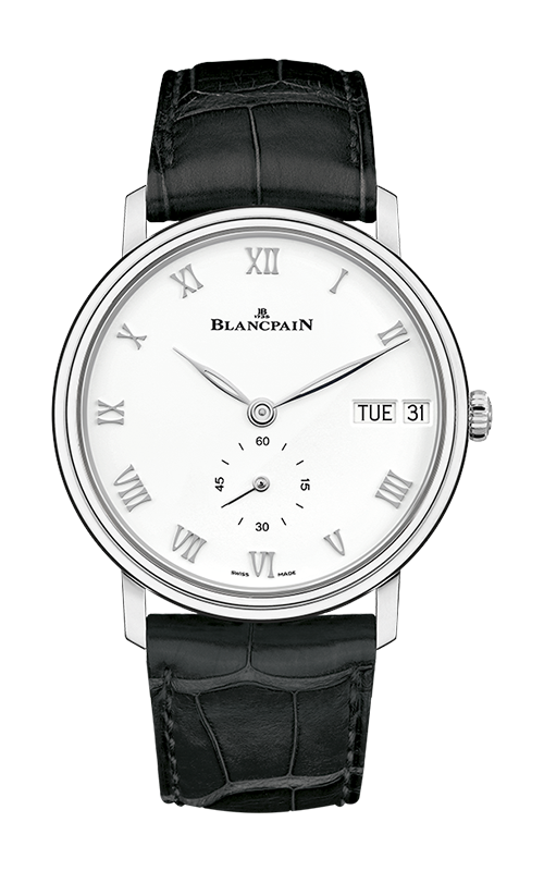 Blancpain Villeret Watch 6652-1127-55B product image