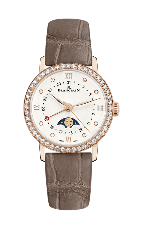 Blancpain Villeret Watch 6106-2987-55A product image