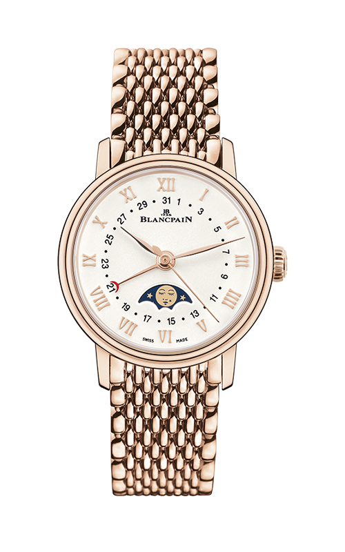 Blancpain Villeret Watch 6106-3642-MMB product image