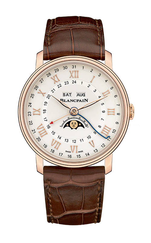 Blancpain Villeret Watch 6676-3642-55B product image
