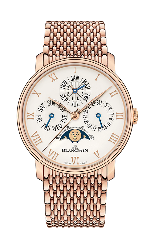 Blancpain Villeret Watch 6656-3642-MMB product image